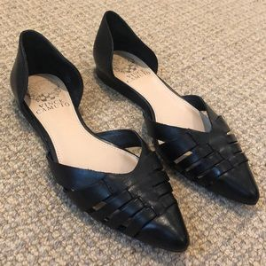 Vince Camino Hallie d'Orsay Flats